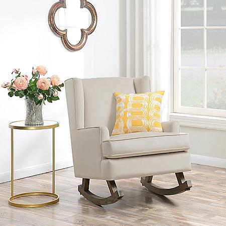 Lily Glider Chair - Buckwheat