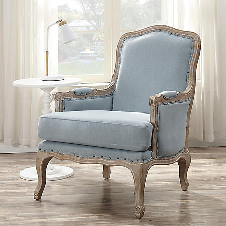 Regal Accent Chair (Various Colors)