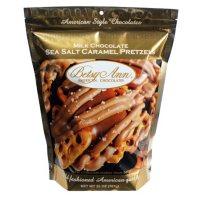 Milk Chocolate Sea Salt Caramel Pretzels (20 oz.)