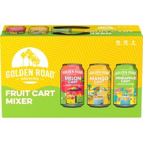 Golden Road Fruit Cart Mixer Variety Pack (12 fl. oz. can, 15 pk.)