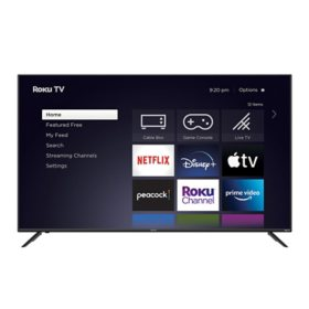 "Element 70"" Class 4K Ultra HD Roku Smart TV - E4SW7019RKU"