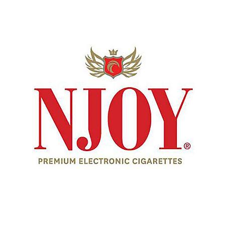 NJOY's Menthol Flavor Rechargeable E-Cigarette (2 ct