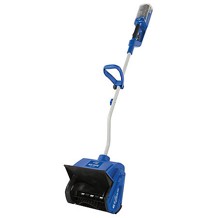 "Snow Joe iON 40-Volt Cordless 13"" Brushless Snow Shovel w/ Rechargeable Ecosharp Lithium-Ion Battery – iON13SS"