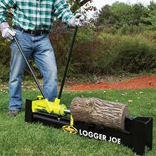 Sun Joe 10-Ton Hydraulic Log Splitter