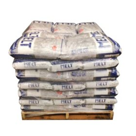 49 Bags of MELT Calcium Chloride Crystals Ice Melter (50lb. ea.)
