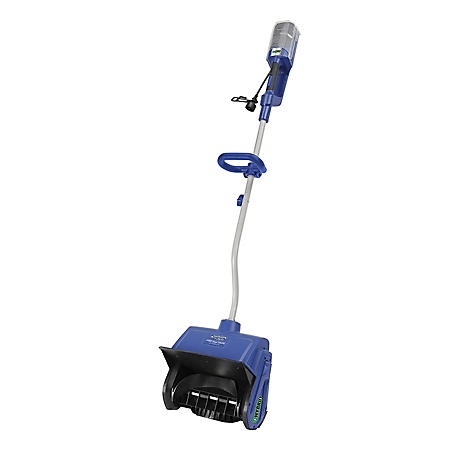 """Snow Joe 13"""" Cordless Electric Hybrid Snow Shovel with 40V Battery and Charger"""