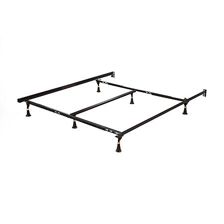 MetalCrest Classic Bed Frame- Queen/ King/ California King