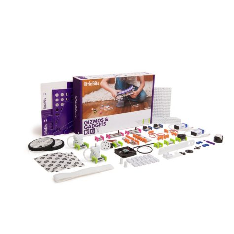 LittleBits Gizmos and Gadgets Kit (2nd Edition)