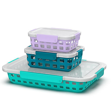 Ello 6-Piece Bakeware Set