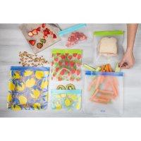 Ello Reusable Food Storage Bags, 12 Pack