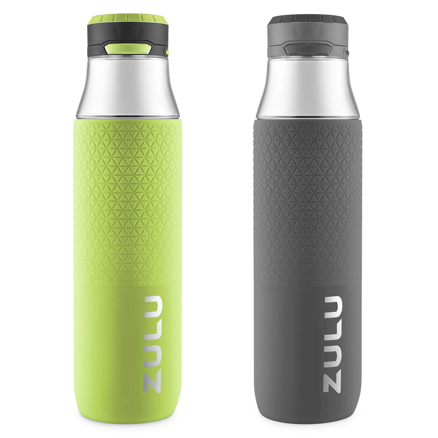 2-Pack Zulu 32 oz. Studio Chug Tritan Water Bottles (Assorted Colors)