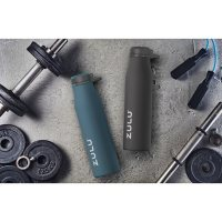 ZULU 26 oz. Stainless Insulated Water Bottle, 2 Pack (Assorted Colors)