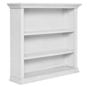 Evolur Mini Bookcase, White