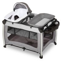 Dream On Me Princeton Deluxe Nap 'N Pack Playard (Choose Your Color)