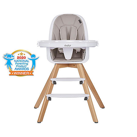 Evolur Zoodle High Chair (Choose Your Color)