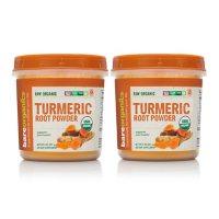 BareOrganics Turmeric Root Powder (2 pk.)