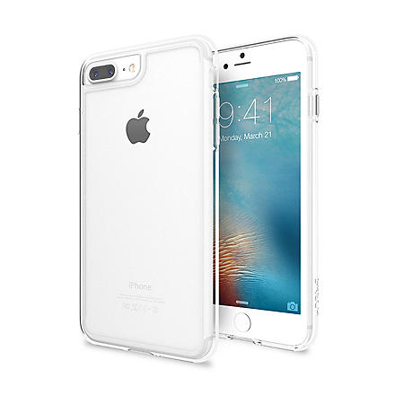 Skech Matrix Cell Case for iPhone 7 Plus- Crystal Clear
