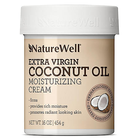 NatureWell® Coconut + MCT Moisturizing Cream (16 oz.)