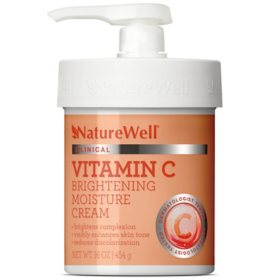NatureWell® Vitamin C Moisturizing Cream (16 oz.)