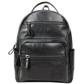 Rawlings Medium Leather Backpack (Select Color)