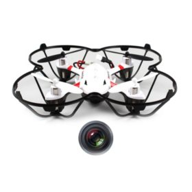 WonderTech Gemini Drone with HD Video Camera and Free Bag