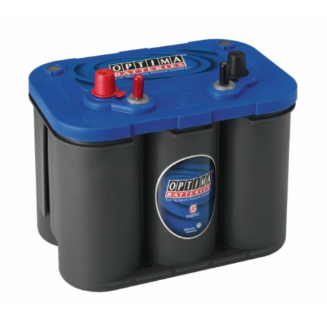 OPTIMA® BlueTop® 12 Volt Marine Deep Cycle Battery - Group Size 34DC