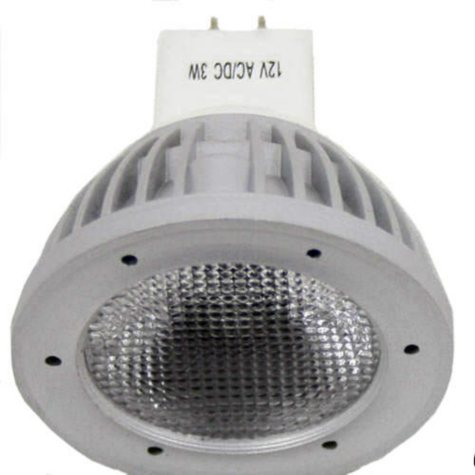 Cyron MR16 High Power LED Bulb-3W-Daylight White