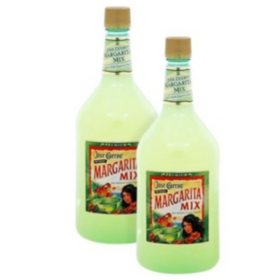 Jose Cuervo Margarita Mix (1.75 L bottle, 2 pk.)