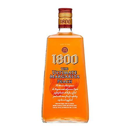 1800 The Ultimate Margarita, Peach (1.75 L)