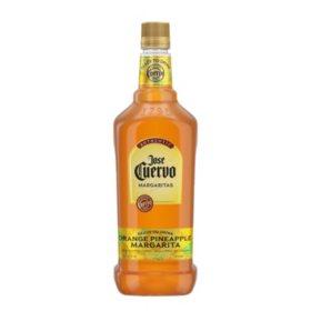 Jose Cuervo Authentic Orange Pineapple Margarita (1.75 L)