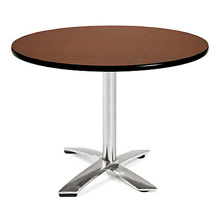 "OFM - Round Flip-Top Folding Table - 42"" Diameter - Various Colors"