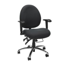 24-Hour Big & Tall Chair (Assorted Colors)