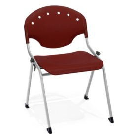 Rico Stack Chair without Arms - Various Colors