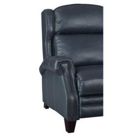 Phenomenal Reagan Leather Press Back Recliner Sams Club Cjindustries Chair Design For Home Cjindustriesco