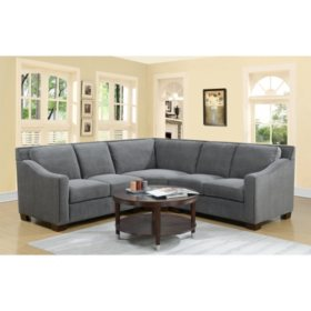 Calhoun 3-Piece Sectional