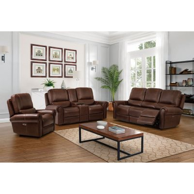 Magnificent Harrison Power Reclining Sofa Loveseat And Recliner Gmtry Best Dining Table And Chair Ideas Images Gmtryco