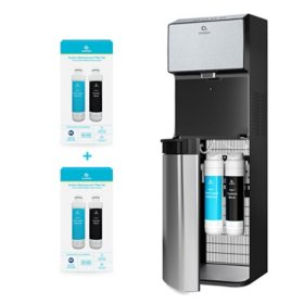 Avalon A13 Electric Bottleless Water Cooler Water Dispenser, Extra Set of Filtration Included