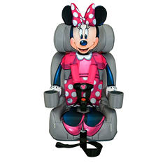 KidsEmbrace Friendship Booster Car Seat, Minnie Mouse