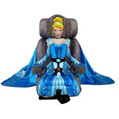 KidsEmbrace Friendship Booster Car Seat, Cinderella
