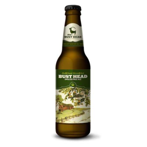Bust Head English Pale Ale (12 fl. oz. bottle, 6 pk.)