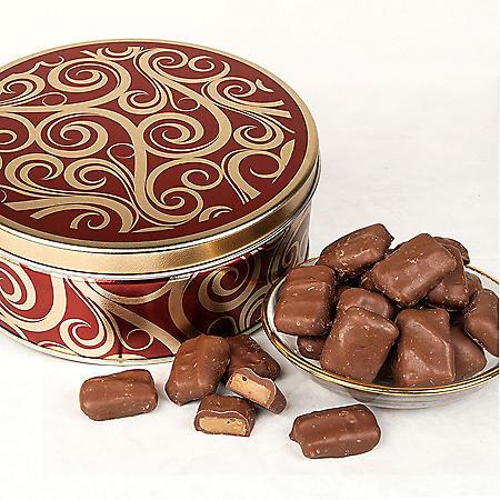 Milk Chocolate Toffee Bites Gift Tin (26 oz.)