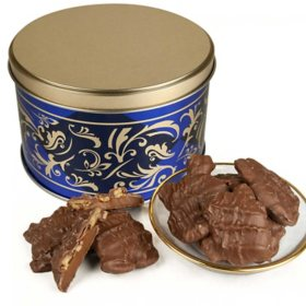 Chocolate Tuttles Gift Tin (23 oz.)