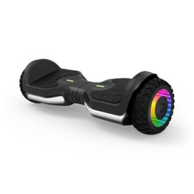 Jetson Flash Hoverboard Black