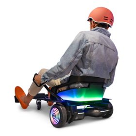 Jetson Alpha L Go-Kart and Hoverboard Combo