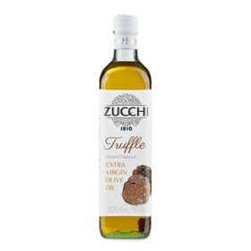 Zucchi Truffle Natural Flavored Extra Virgin Olive Oil (25.36 oz.)+H5