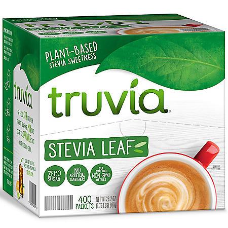 Truvia Calorie-Free Natural Sweetener (400 ct.)