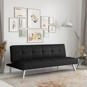 Serta Crestview Convertible Sofa, Assorted Colors