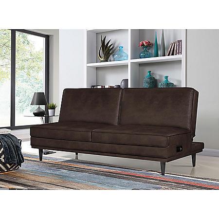 Serta Oliver Convertible Sofa