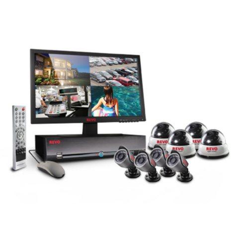 REVO 16-Channel Digital Surveillance System