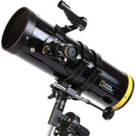 National Geographic NG114mm Newtonian Telescope with Equatorial